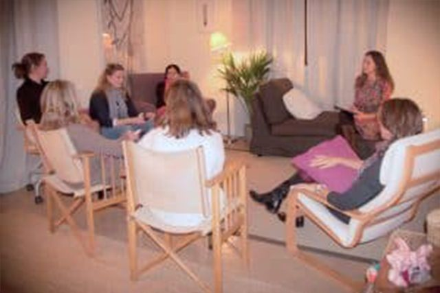 dinamicas trabajar autoestima mujeres taller